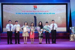 Báo Tiền Phong đoạt giải Nhất giải thưởng báo chí T.Ư Đoàn