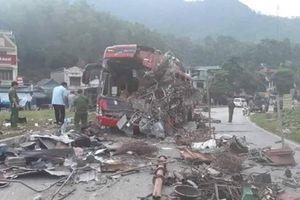 Chủ nhà xe vụ tai nạn kinh hoàng ở Hòa Bình từng có xe khách tông tử vong 7 người đi đưa tang