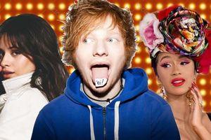 'Tam ca' Ed Sheeran, Camila Cabello và Cardi B sẽ hợp tác trong ca khúc mới: Bạn đã chuẩn bị tinh thần chưa?