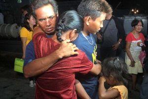 Ngư dân Philippines gặp nạn trên Biển Đông: 'Người Việt Nam động viên, cứu giúp chúng tôi'