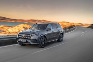Mercedes GLS 2020 chính thức ra mắt, giá bán từ 2,25 tỷ đồng