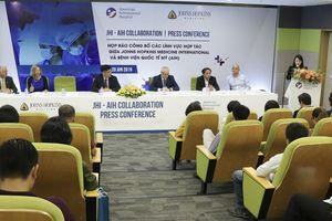 Johns Hopkins Medicine International chính thức thâm nhập thị trường chăm sóc sức khỏe tại Việt Nam