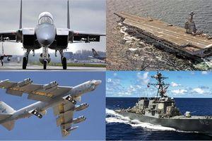 Mỹ nhiều vũ khí mạnh hơn Iran nhưng lo 'trạng chết chúa cũng băng hà'