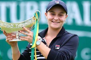 Ashleigh Barty tái lập kỷ lục 43 năm của quần vợt Úc