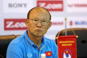 Truyền thông Hàn Quốc: Lương HLV Park Hang Seo 1 hay 2 tỷ đồng đều khó cho VFF