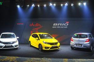 Điểm qua những mẫu xe vừa ra mắt thị trường Việt Nam