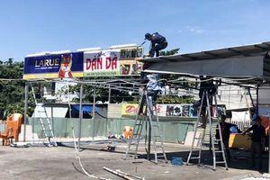Đà Nẵng: Tháo dỡ hàng loạt nhà hàng, quán tạm gây ô nhiễm ven biển Sơn Trà