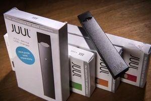 Mỹ: Thành phố San Francisco ra quy định cấm bán thuốc lá điện tử
