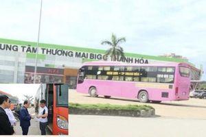 Thanh tra giao thông 'xóa sổ' bến cóc quy mô nhất nhì Thanh Hóa