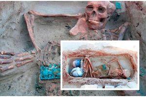 Phát hiện những ngôi mộ thời tiền sử, xác ướp, kho báu tại 'Atlantis Nga' chìm sâu dưới hồ nước