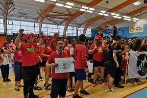 Đại hội thể thao kỷ niệm 100 năm thành lập Hội người Việt tại Pháp