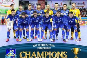 Thái Sơn Nam gặp lại Naft Al Wasat ở giải châu Á 2019
