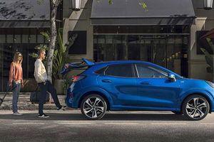 Ford Puma 2020 mới 'đối thủ' của Honda HR-V lộ diện