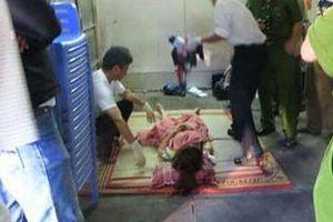 Người chồng giết vợ rồi tự sát ở Ninh Bình đã qua cơn nguy kịch