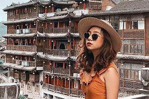 Phù Dung - cổ trấn nghìn năm treo trên thác ở Trung Quốc