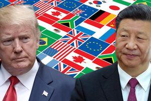 Hội nghị thượng đỉnh G20: Đấu trí gay cấn giữa ông Trump và ông Tập