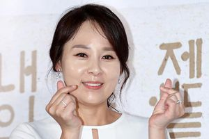 Nữ diễn viên Hàn vui vẻ, yêu đời ở sự kiện trước khi đột ngột tử vong