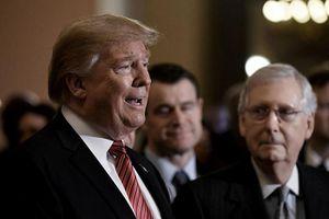 Thượng viện Mỹ không bác bỏ quyền phát động chiến tranh với Iran của Tổng thống Trump