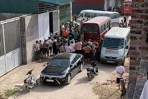 Công an triệt phá sới bạc 'khủng' ở Bắc Giang, bắt giữ 73 đối tượng
