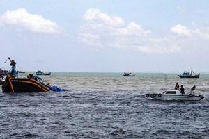 Danh sách các nạn nhân vụ thuyền cá bị đâm làm 1 người chết, 9 người mất tích