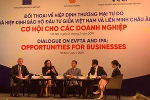 Ký kết EVFTA: Thông thị trường phải thoáng thể chế, đừng trói DN rồi thả ra đại dương