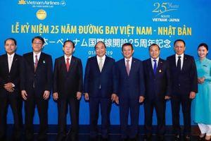 Vietnam Airlines là 'sứ giả trên không' kết nối tinh hoa văn hóa Việt - Nhật