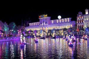 Kỳ ảo màn trình diễn 'Thương cảng thần tiên' tại Vinpearl Land Nam Hội An