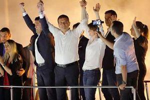 Bước giật lùi của ông Erdogan
