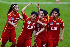 Tập trung đội tuyển nữ Việt Nam