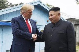 Hội đàm thượng đỉnh Mỹ-Triều tại Panmunjom: Bước đi xây dựng lại lòng tin