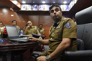 Cảnh sát trưởng Sri Lanka bị bắt giữ do các sai sót về an ninh