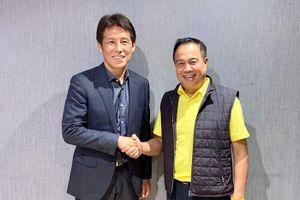 Bổ nhiệm HLV Akira Nishino- bóng đá Thái Lan quyết chơi lớn