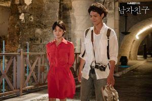 7 cặp tình nhân màn ảnh Hàn gây ấn tượng vì chênh lệch chiều cao