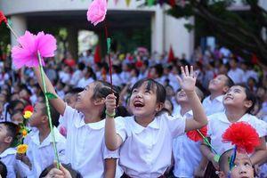 Hôm nay là hạn chót nộp hồ sơ vào lớp 1 các trường công lập ở Hà Nội