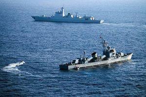 Phản ứng của Việt Nam về việc Trung Quốc tập trận ở Biển Đông