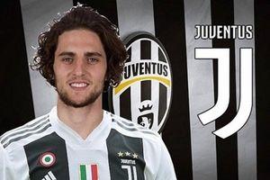 Chuyển nhượng bóng đá mới nhất: Adrien Rabiot đến Juventus vì CR7