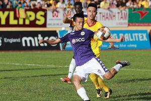Văn Quyết, Quang Hải đưa Hà Nội vào bán kết cúp quốc gia