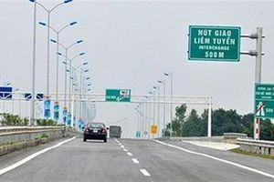 Không nhượng quyền khai thác cao tốc Cầu Giẽ - Ninh Bình