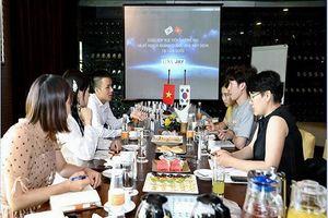 Cuộc họp Xúc tiến thương mại & Kế hoạch khánh thành nhà máy Dova tại Hàn Quốc