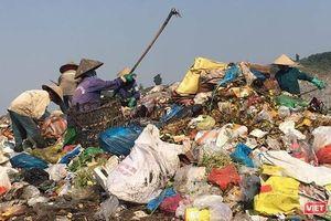 Dân chặn xe khiến thành phố ùn ứ rác, Chủ tịch TP Đà Nẵng triệu tập họp khẩn