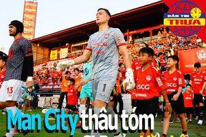 Man City thâu tóm CLB của Văn Lâm; Quang Liêm vô địch lần 3