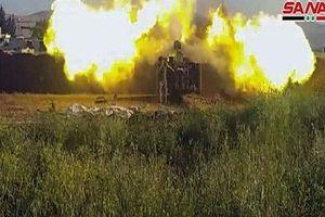 Nga-Syria hủy diệt khủng bố trên chiến trường Hama-Idlib