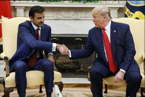 Mỹ nồng hậu chào đón Qatar giữa căng thẳng vùng Vịnh