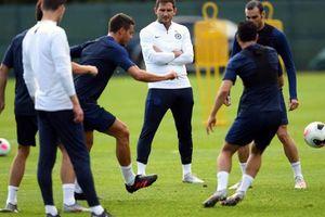 Chelsea chơi cường độ cao với Lampard