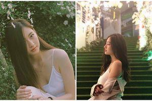 Cận cảnh nhan sắc xinh đẹp và tài năng của nữ sinh được gọi là 'bản sao Đỗ Mỹ Linh' tại Miss World Việt Nam 2019
