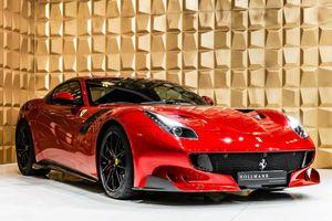 Ferrari F12tdf tăng giá gấp 3 sau 4 năm sử dụng