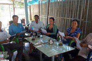 Một hợp tác xã tố bị thương lái 'quỵt tiền' bán lúa