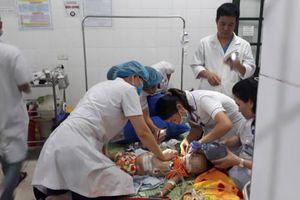 Nghệ An: Bé gái gần 2 tuổi bị chó béc giê cắn tử vong