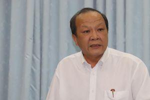 Kiến nghị kỷ luật Trưởng ban Quản lý các khu công nghiệp Vĩnh Long