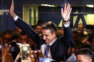 Dấu mốc 'thay đổi Hy Lạp'